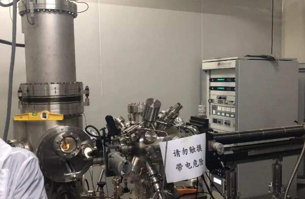 一亿倍显微镜可观测原子,可调整原子排列制作新材料