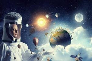 宇宙26级文明划分,地球目前处于二级/尝试探索外星生命