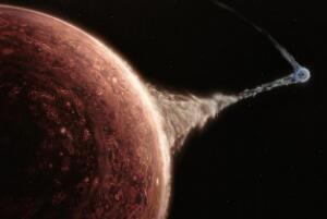 木星的引力是地球的多少倍,2.5倍(人在木星如同背负200斤重物)
