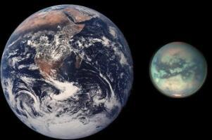 土卫六比地球大吗,土卫六离地球多远/光需要数小时达到