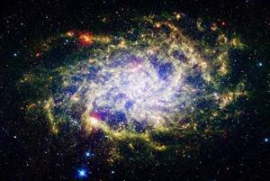 三角座星系大还是银河系大,三角座星系有生命吗/应该有