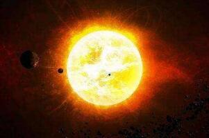 盾牌座UY离地球多远,盾牌座UY是太阳多少倍/45亿倍