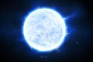 宇宙中质量最大的恒星,R136a1恒星/比太阳重265-315倍