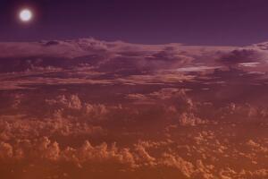50亿年后的木星是怎么样的,大气被吹干/可能诞生生命