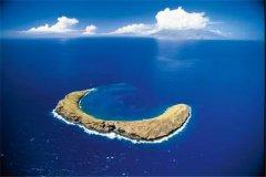 全球十大危险大海:夏威夷(火山众多)