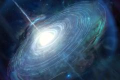 宇宙中最恐怖的力量:类星体吞噬一切物体(伽马射线毁灭一切)