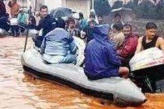 孟加拉国的特大水灾:1987年7月(造成2000多人死亡)