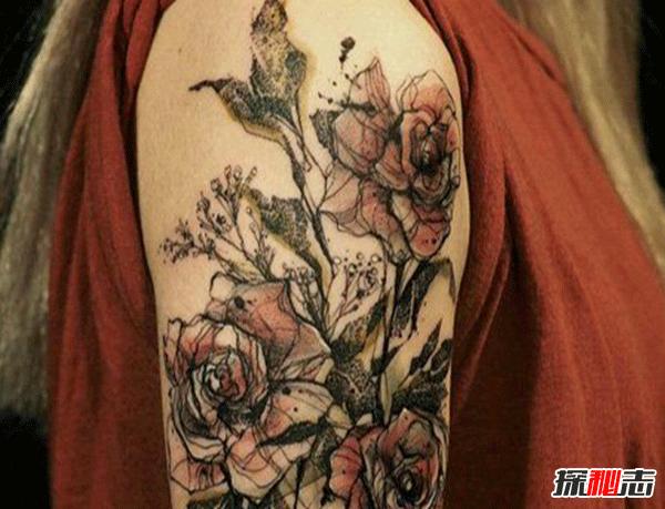 什么纹身最没人敢纹?中国十大不能纹的纹身(附图)