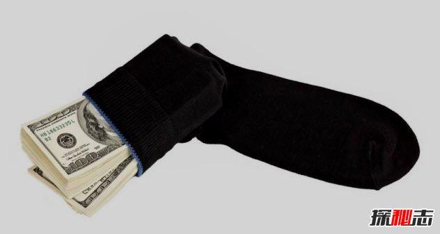 私房钱藏哪里最安全?10个藏私房钱最佳地(你万万想不到)