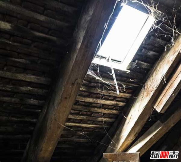 你发现了吗?最诡异的10个隐秘房间,巴黎70岁废弃房藏有无价之画