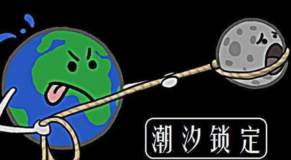 月球为什么只有一面对着地球?难道有什么秘密没被发现