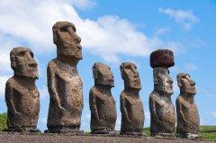 复活节岛石像不是地球产物?复活节岛石像是外星人制作的?
