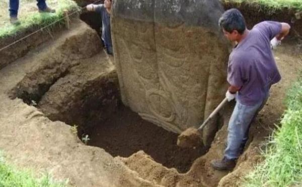 复活节岛石像图片图片