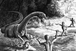 刚果恐龙魔克拉姆边贝,世界上唯一存活的恐龙