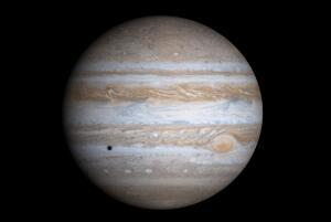 太阳系压力最大的行星,木星最大土星次之(地球牌第五)