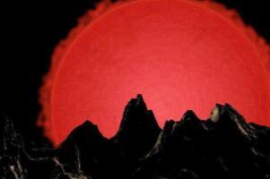 红超巨星有没有黑洞大,一般有(最大黑洞半径1303天文单位)