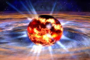 离地球最近的中子星,250-1000光年(进入太阳系将毁灭地球)