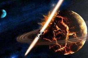 中子星靠近地球会怎样,1厘米大的中子星撞地球/瞬间击穿地球