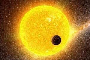 中子星75年后撞地球,纯属谣言(最近中子星距地球250光年)