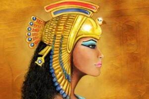 奈菲尔塔利复原图,埃及最美王后(木乃伊被毁/只剩玉腿)
