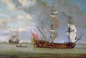 十大著名海盗船排名,黑胡子威震加勒比/皇家宝藏号劫船400多艘