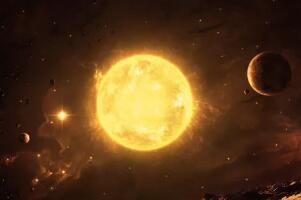 宇宙有多少个太阳,约2000万亿亿颗太阳(银河系有1000亿)