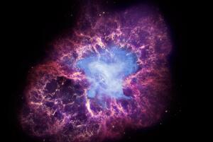 宇宙粒子流风暴是什么,高速运动粒子所形成的风暴(太阳风)