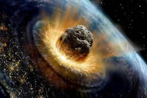 2036年小行星撞地球,概率为4.5万分之一(15亿吨炸药)