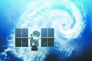 世界上第一颗气象卫星,美国泰罗斯1号卫星(1960升空)