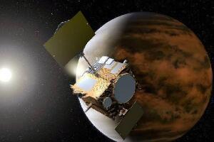 世界第一个行星探测器,水手2号(每345.9天绕太阳一周)