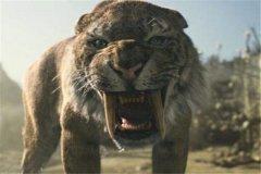 巴博剑齿虎:已经灭绝的凶猛物种(新世纪初期物种)