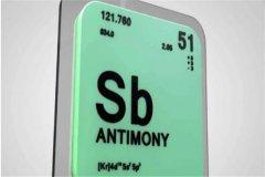 锑元素是什么样的元素 在工业方面适用出自于中国