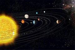 水星绕太阳的公转周期为多少天:88天(距离很远)