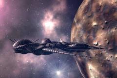 1000倍光速可以飞出银河吗?限制人类的并非速度