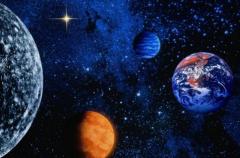 为什么星球都是圆的:离心力塑形圆形(自转带来离心力)