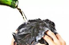 啤酒可以用来洗头吗:可以(好处多)