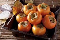 柿子不能和什么食物一起吃:螃蟹(大寒大凉的食物)
