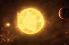 距离太阳系最近的恒星:比邻星(4.22光年)