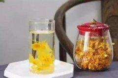 石斛泡水喝有什么好处:排毒(增强肝脏代谢能力)
