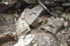 为什么三星堆叫做三星堆:挖掘地附近有三个黄土堆