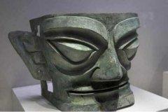 三星堆面具为什么像外星人:可能是蚕丛形象(第一代王)