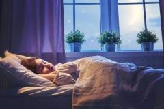 人为什么会睡觉:身体需要休息时间(睡眠是生命所需)