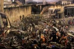 欧洲黑死病的历史:夺走了2500万欧洲人的生命