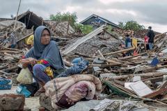 印尼海啸前的诡异征兆:海啸前毫无征兆(火山造成的)