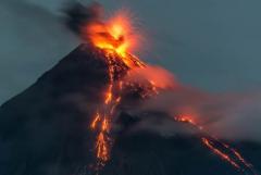 地球历史上最大的火山爆发:坦博拉火山(6万人丧生)