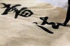 中国书法演变 : 篆、隶、草、楷、行(历史悠久)
