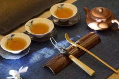 中国的茶道文化:对茶美感的品鉴(一种精神上的升华)