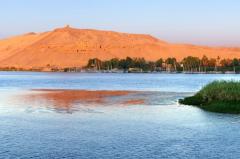 埃及为什么会成为古代人类文明的中心:地理环境好