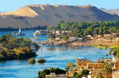 世界上最长的三条河流:三条(尼罗河,亚马逊河,长江)