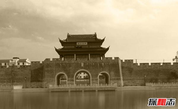 世界十大保存最完整的古城墙,第二为地球最长墓地(一百万人死亡)